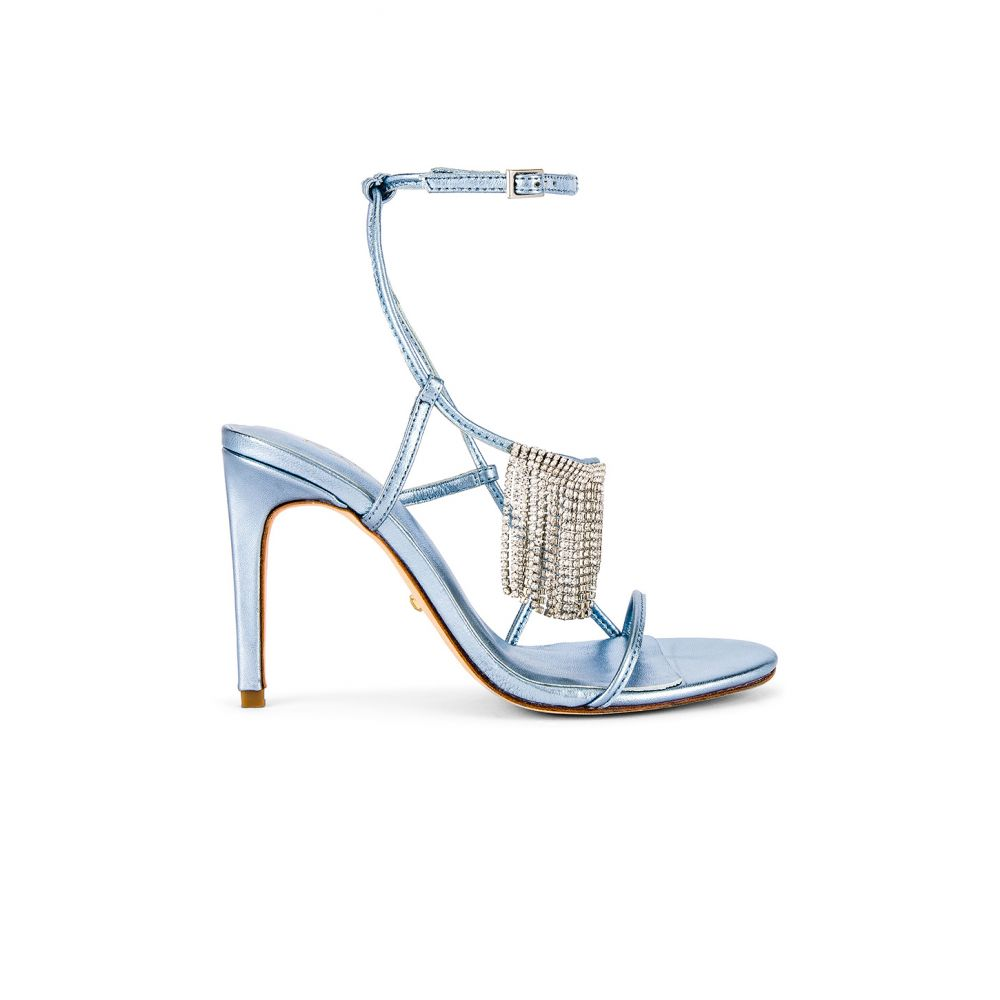 レイエ RAYE レディース ヒール シューズ・靴【Glare Heel】Blue