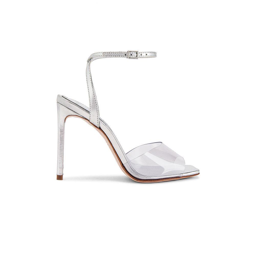 シュッツ Schutz レディース ヒール シューズ・靴【Jamili Heel】Silver