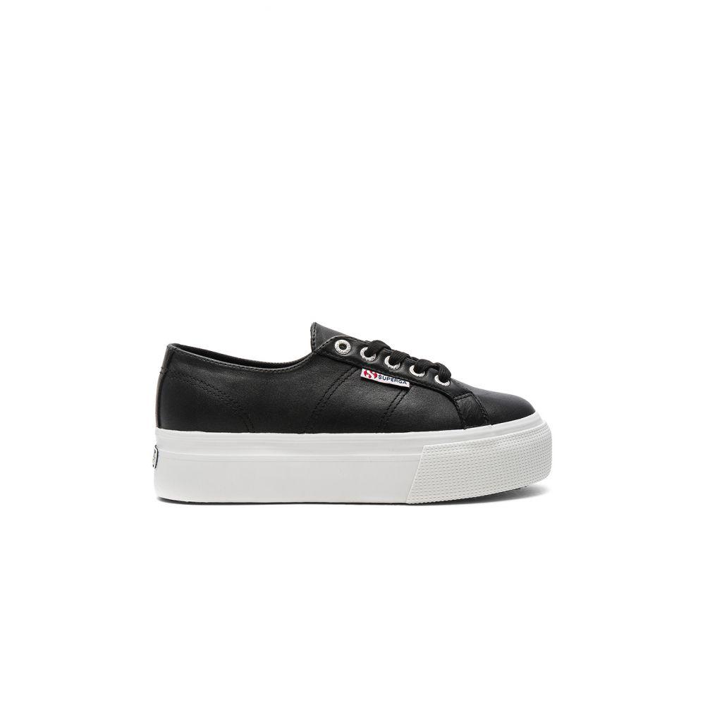 スペルガ Superga レディース スニーカー シューズ・靴【2790 Fglw Sneaker】Black