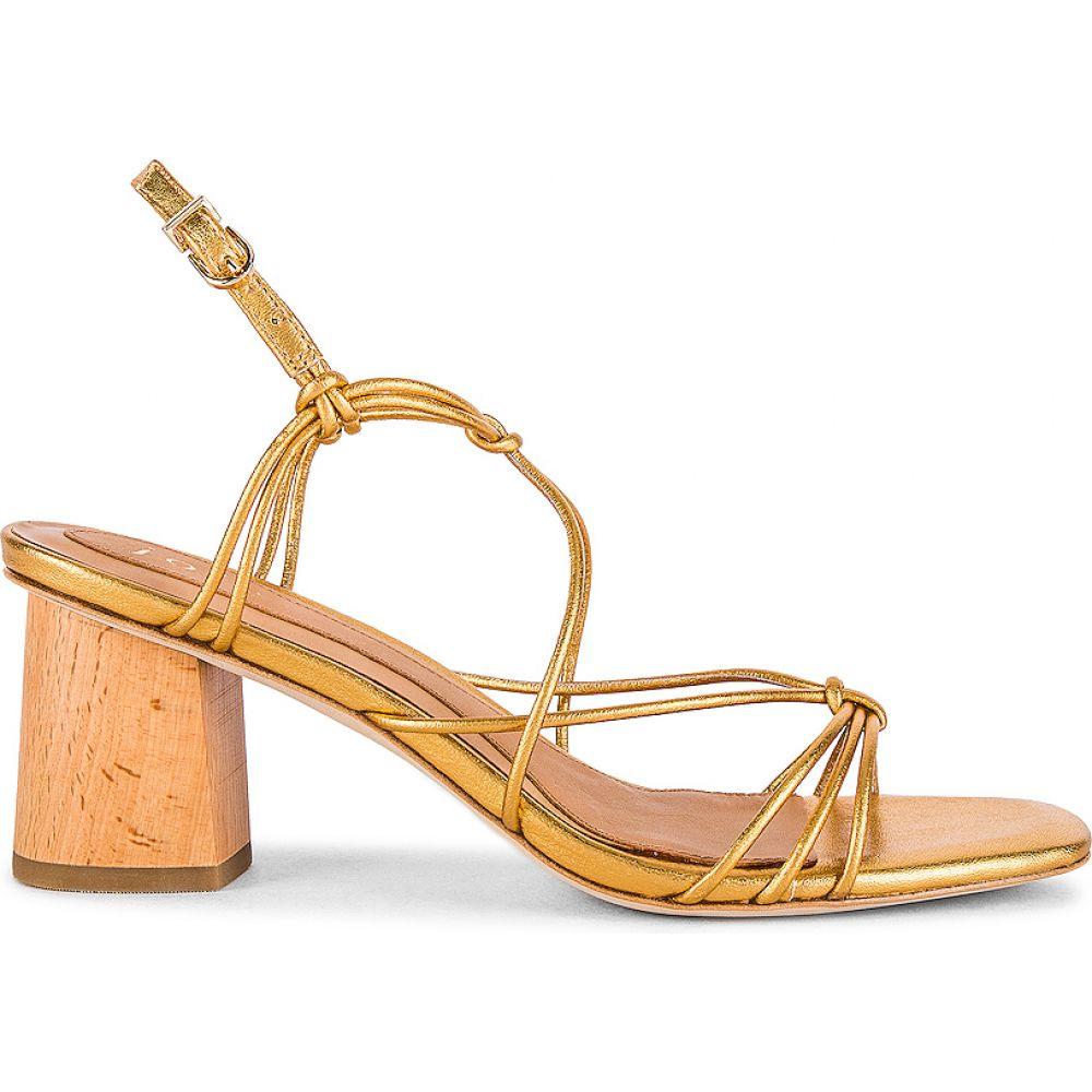 ジョア Joie レディース サンダル・ミュール シューズ・靴【Malti Sandal】Brass