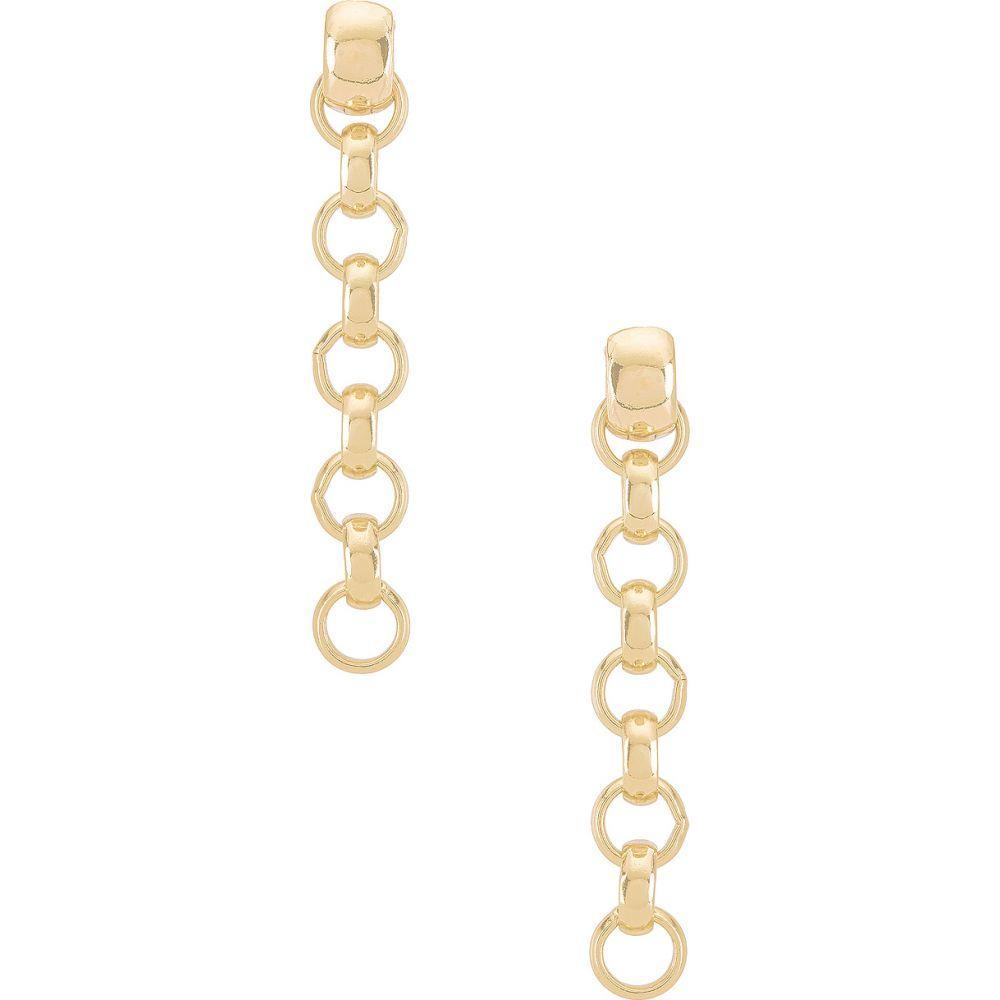 ジュールズ joolz by Martha Calvo レディース イヤリング・ピアス ジュエリー・アクセサリー【Roll With It Earrings】Gold