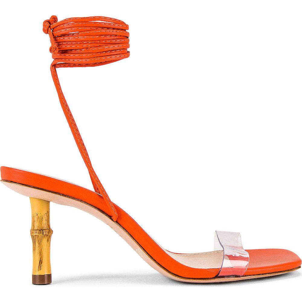 シュッツ Schutz レディース ヒール ピンヒール シューズ・靴【Dailyn Stiletto】Flame Orange