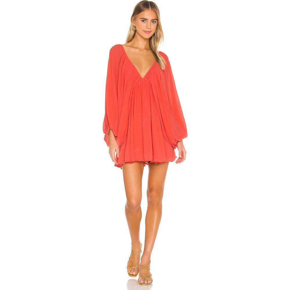 トゥラロサ Tularosa レディース ワンピース ワンピース・ドレス【Nola Dress】Coral