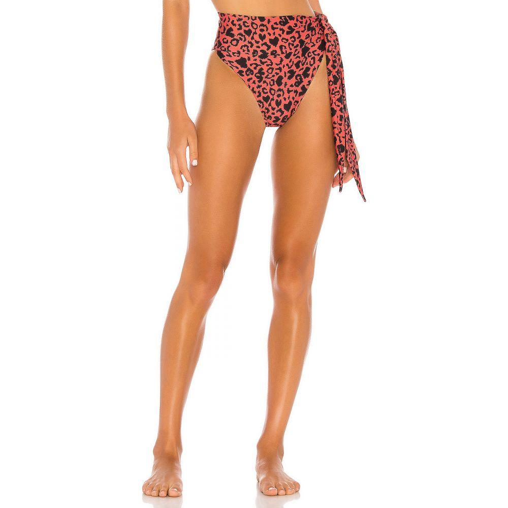 ビーチライオット BEACH RIOT レディース ボトムのみ 水着・ビーチウェア【Claire Bikini Bottom】Love Red
