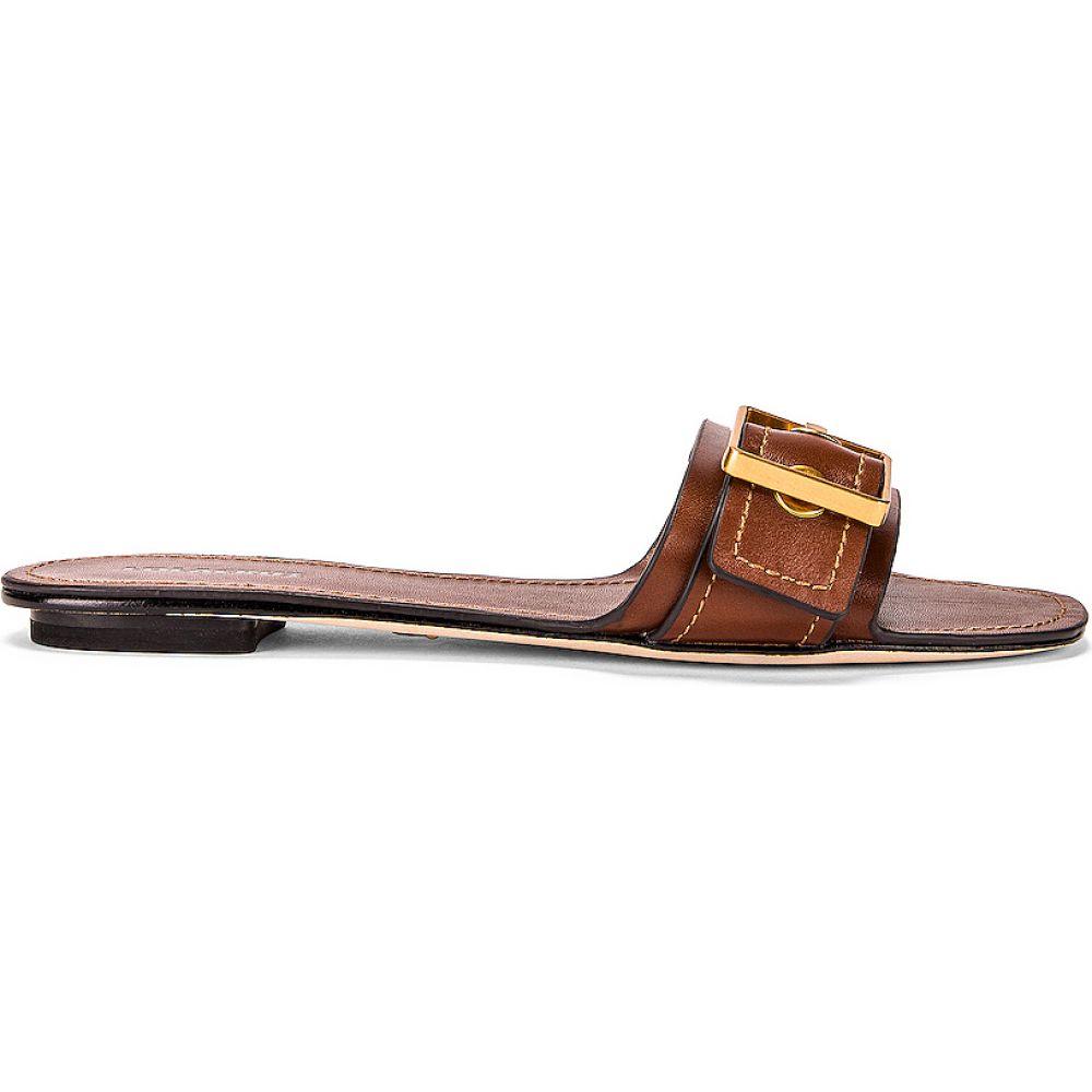 ローラ クルス Lola Cruz レディース サンダル・ミュール フラット シューズ・靴【Cassiopea Flat Sandal】Tan