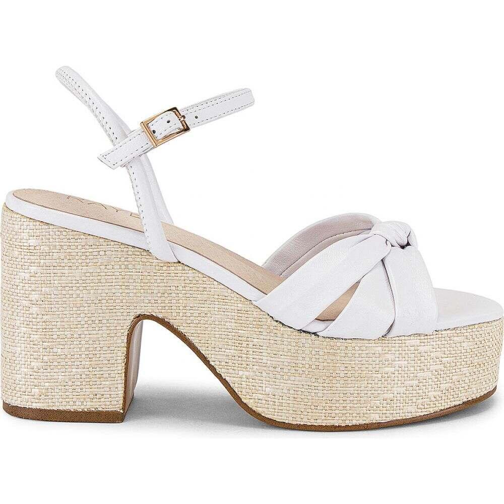 レイエ RAYE レディース ヒール シューズ・靴【Clea Heel】White