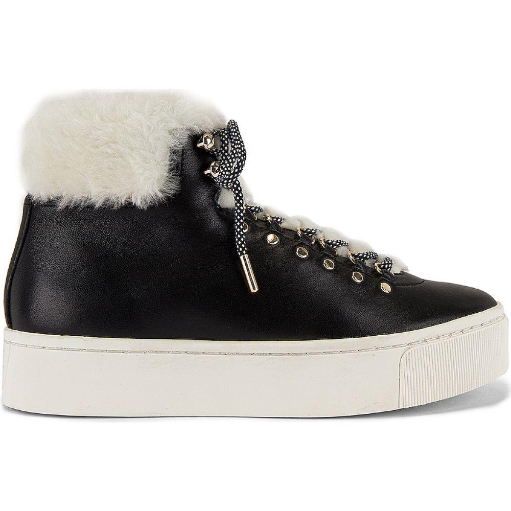 ジョア Joie レディース スニーカー シューズ・靴【Handan Fur Sneaker】Black
