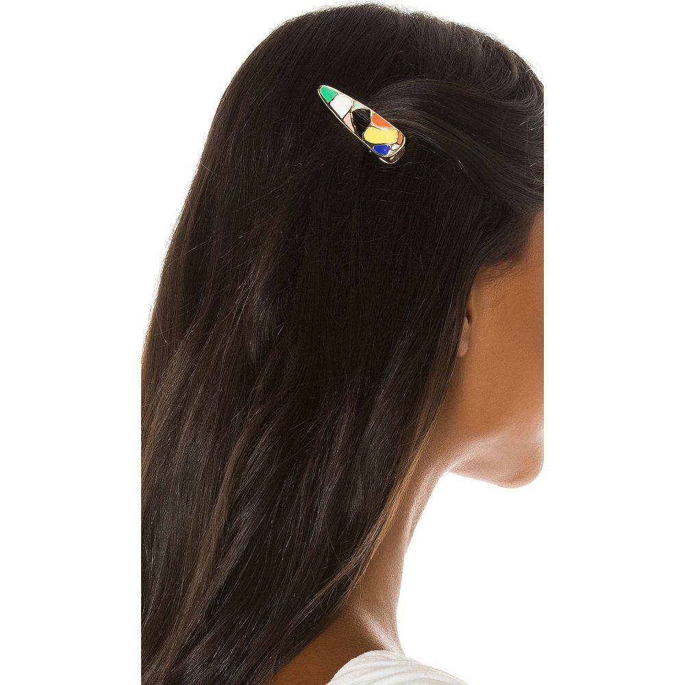 メリージェーン クラベロール Maryjane Claverol レディース ヘアアクセサリー ヘアクリップ【Clement Hair Clip Set】Pastel