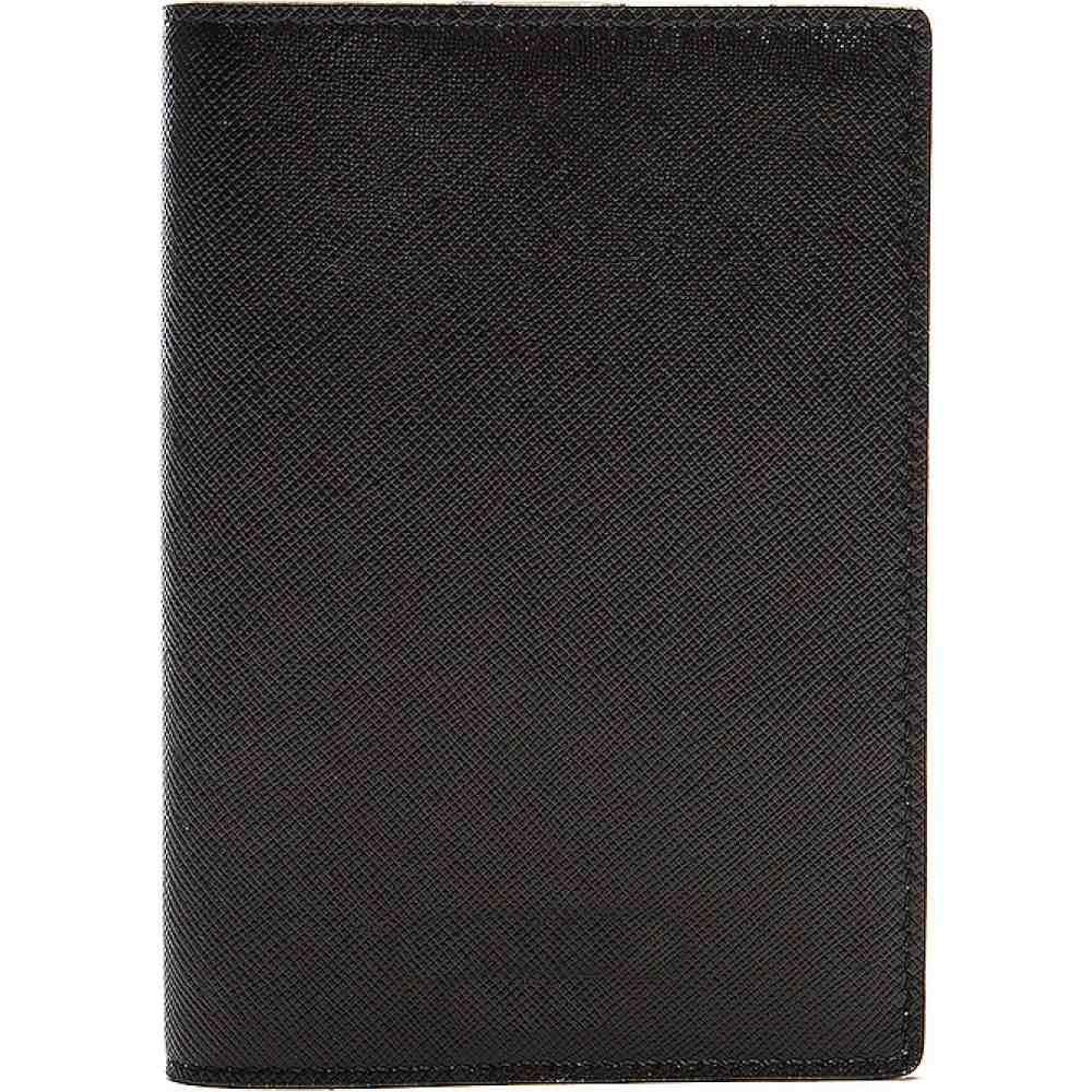 コモン プロジェクト Common Projects メンズ パスポートケース 【Passport Folio】Black