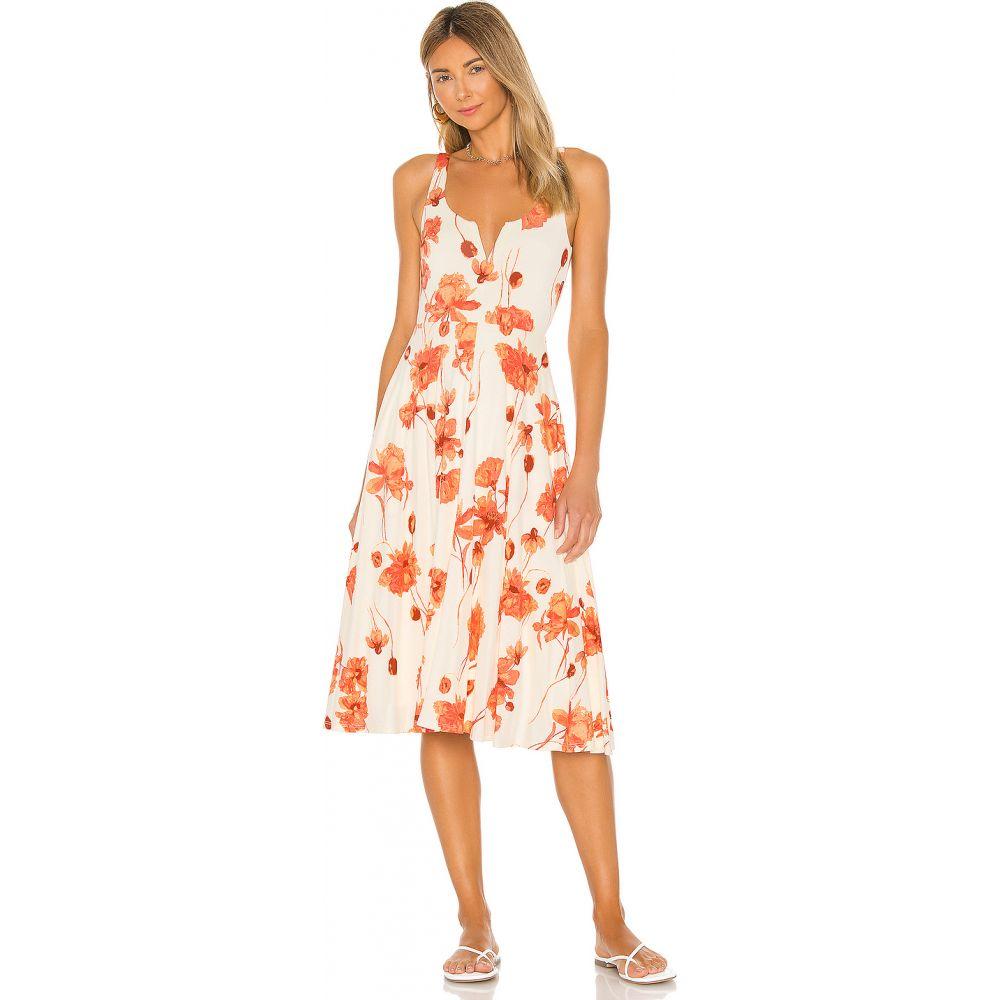 ハウスオブハーロウ1960 House of Harlow 1960 レディース ワンピース タンクドレス ワンピース・ドレス【Ella Tank Dress】Floral Multi