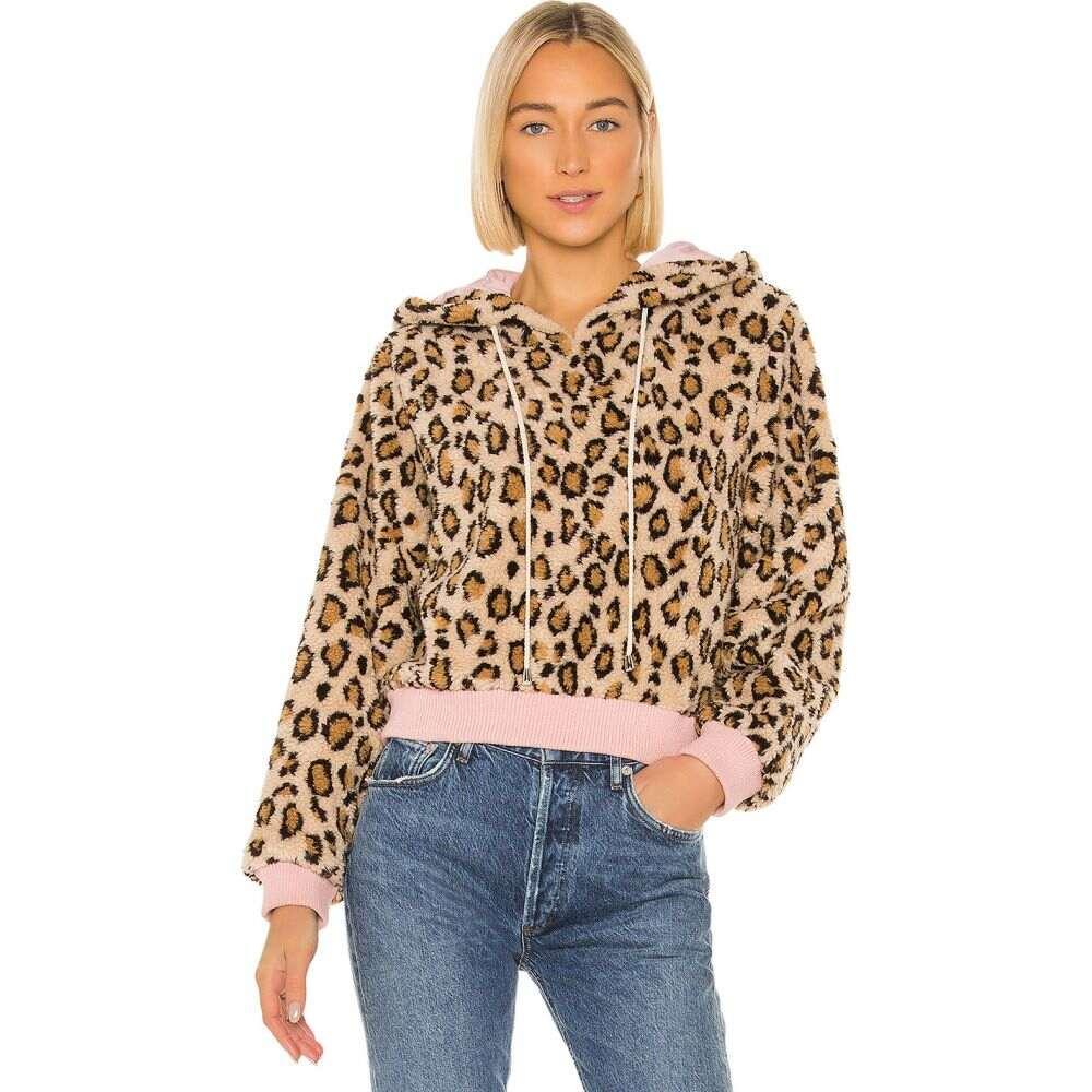 エルピーエー LPA レディース ジャケット アウター【Suzetta Jacket】Leopard
