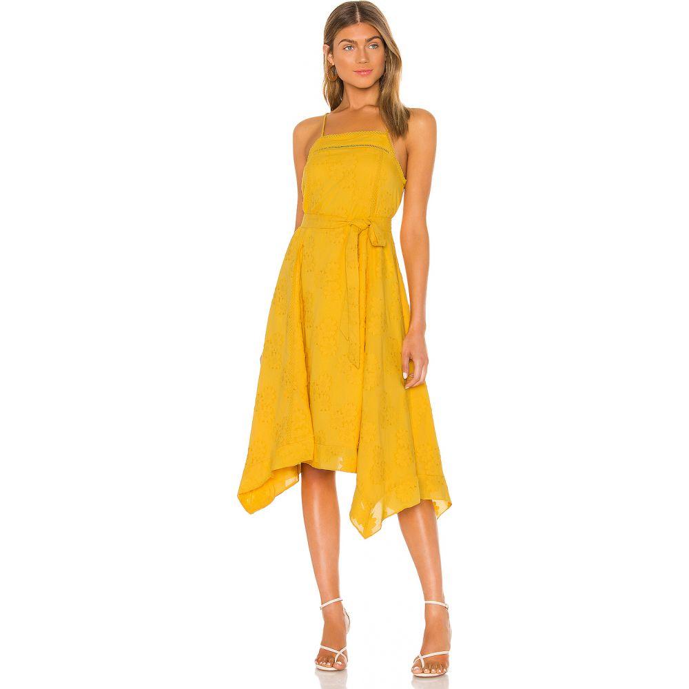 トゥラロサ Tularosa レディース ワンピース ワンピース・ドレス【Maxine Dress】Marigold