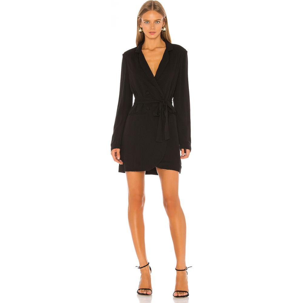 サンクチュアリ Sanctuary レディース ワンピース ブレザードレス ワンピース・ドレス【Show Stopper Blazer Dress】Black