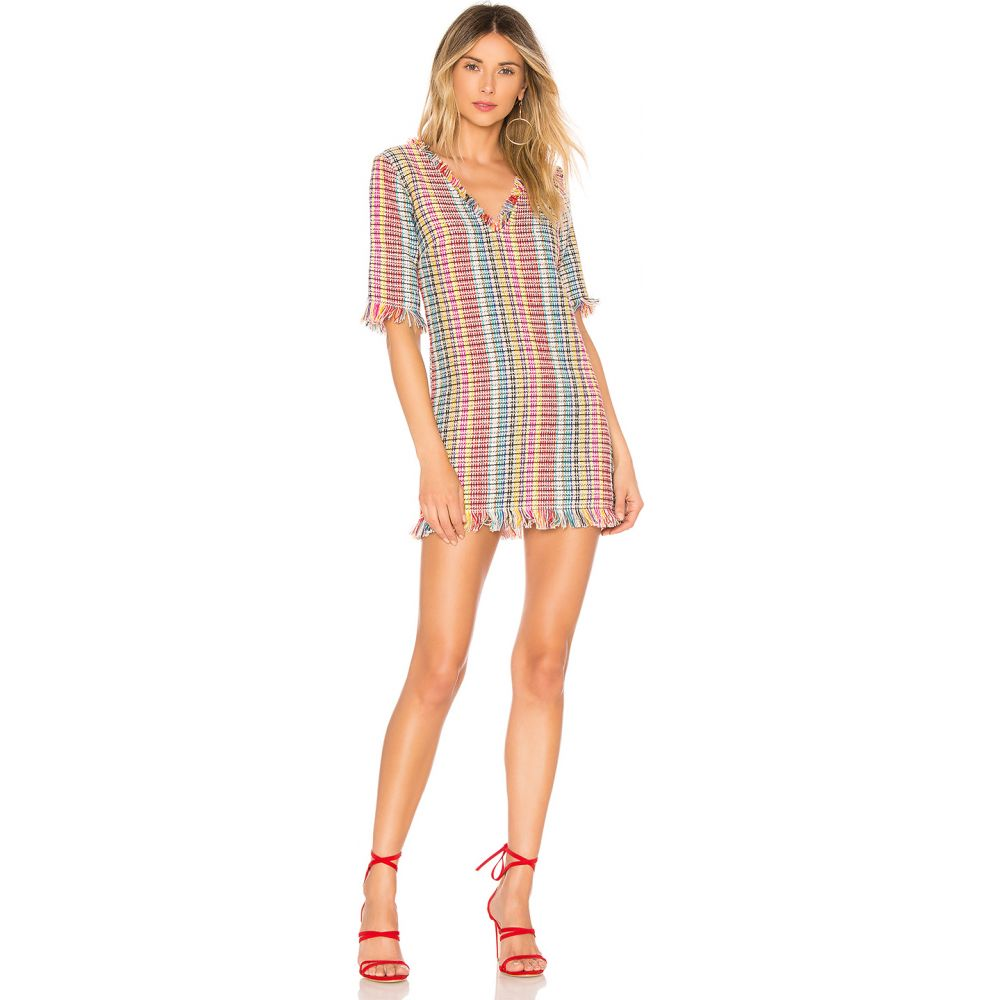 ハウスオブハーロウ1960 House of Harlow 1960 レディース ワンピース ワンピース・ドレス【x REVOLVE Parker Dress】Multi Stripe