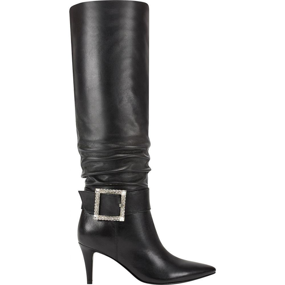 マークフィッシャー X エリザベス・ササー Marc Fisher X Elizabeth Sulcer レディース ブーツ シューズ・靴【Gresha Boot】Black