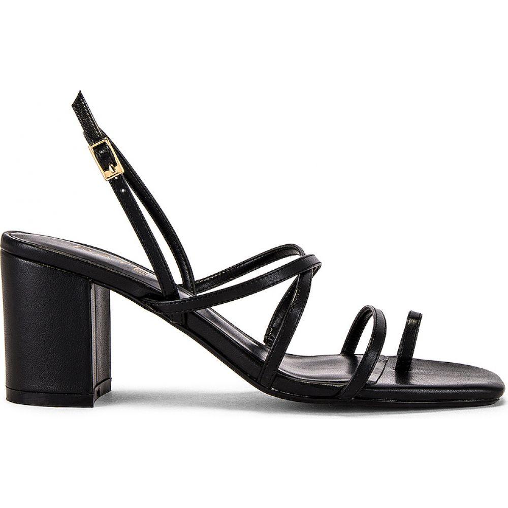 レイエ RAYE レディース ヒール シューズ・靴【Portland Heel】Black