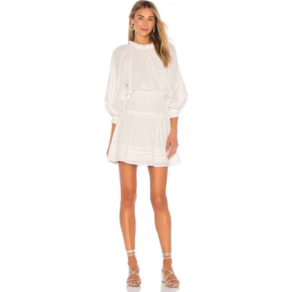 クレオベラ Cleobella レディース ワンピース ワンピース・ドレス【Hayden Short Dress】Ivory