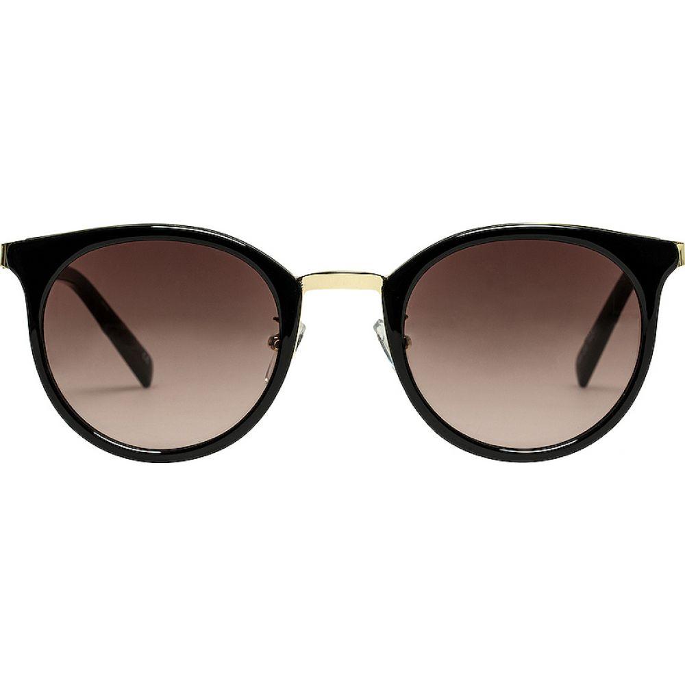 ル スペックス Le Specs レディース メガネ・サングラス 【No Lurking】Black/Brown Gradient