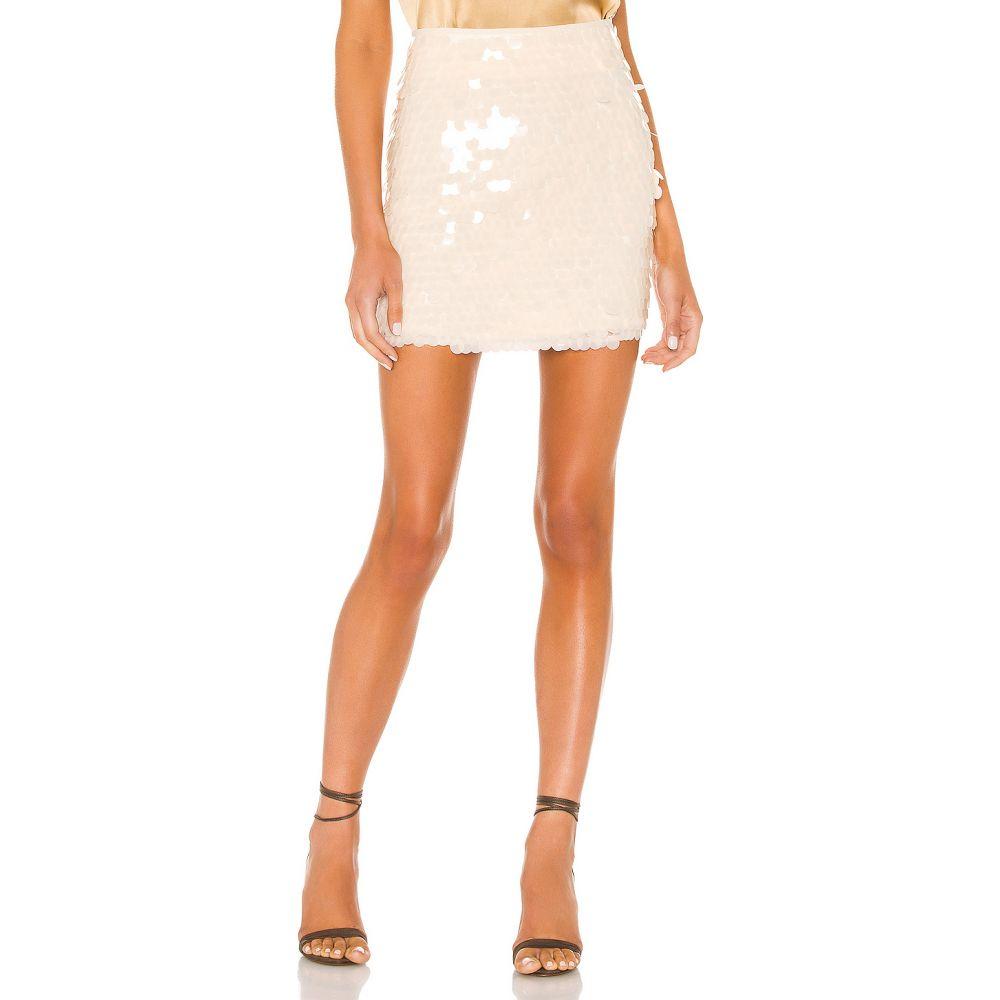 ミニスカート Beige + ラヴァーズフレンズ スカート【Donna Friends Mini Skirt】Shell レディース Lovers