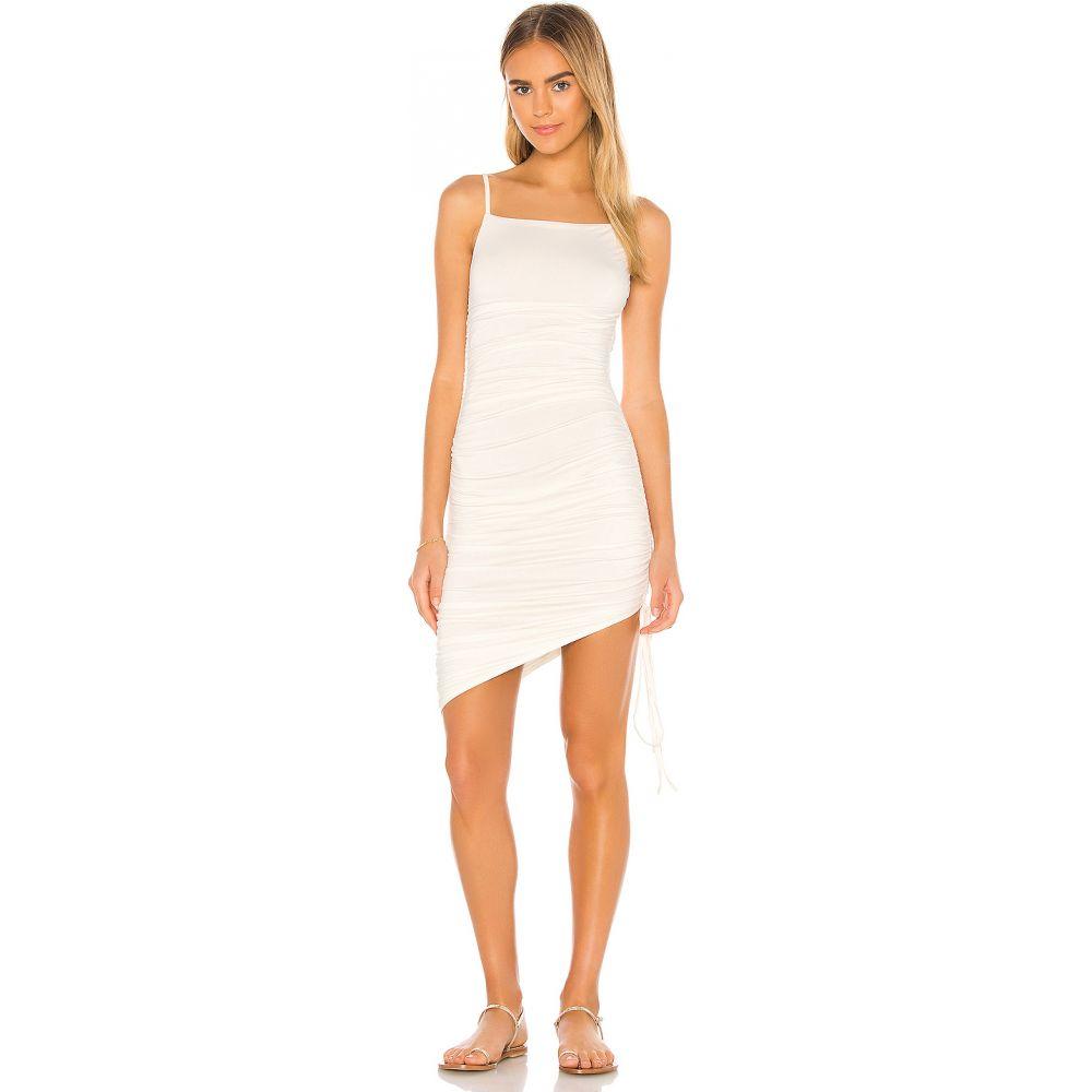 マジョレル MAJORELLE レディース ワンピース ミニ丈 ワンピース・ドレス【Janice Mini Dress】White