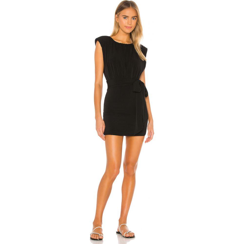 エヌビーディー NBD レディース ワンピース ワンピース・ドレス【Derry Dress】Black