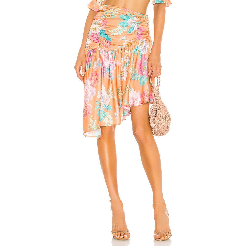 マジョレル MAJORELLE レディース ミニスカート スカート【Angeles Mini Skirt】Passionfruit Multi