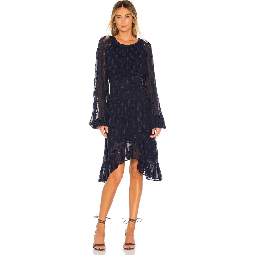 トゥラロサ Tularosa レディース ワンピース ワンピース・ドレス【Zane Dress】Navy