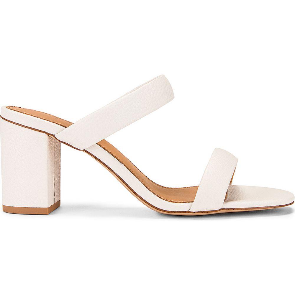 ソルドス Soludos レディース サンダル・ミュール シューズ・靴【Ines Heel】White