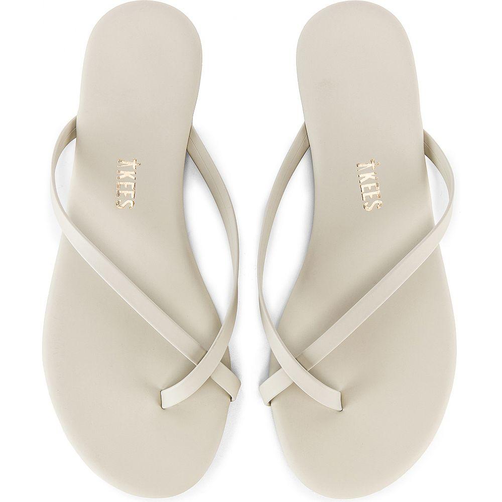 ティキーズ TKEES レディース サンダル・ミュール シューズ・靴【Riley Sandal】Matte Grey