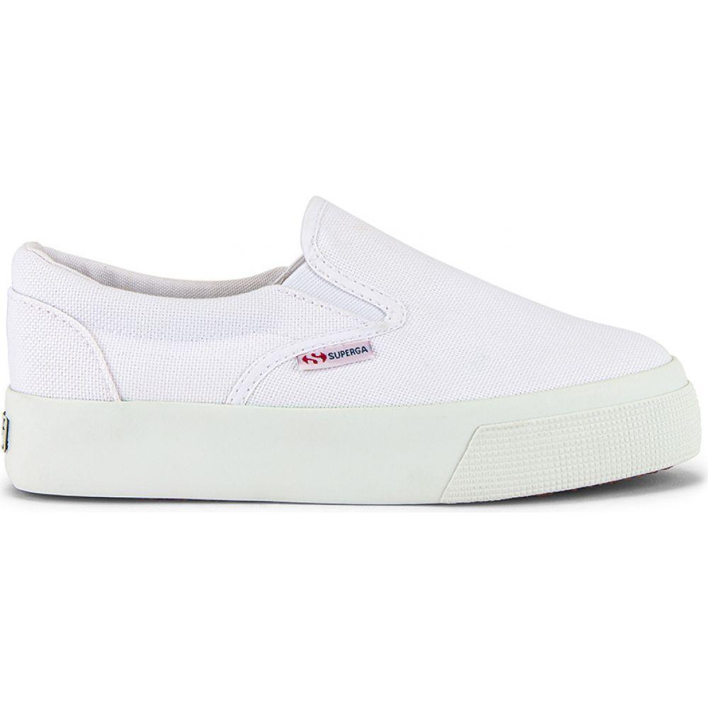 スペルガ Superga レディース スニーカー シューズ・靴【2306 COTU Sneaker】White