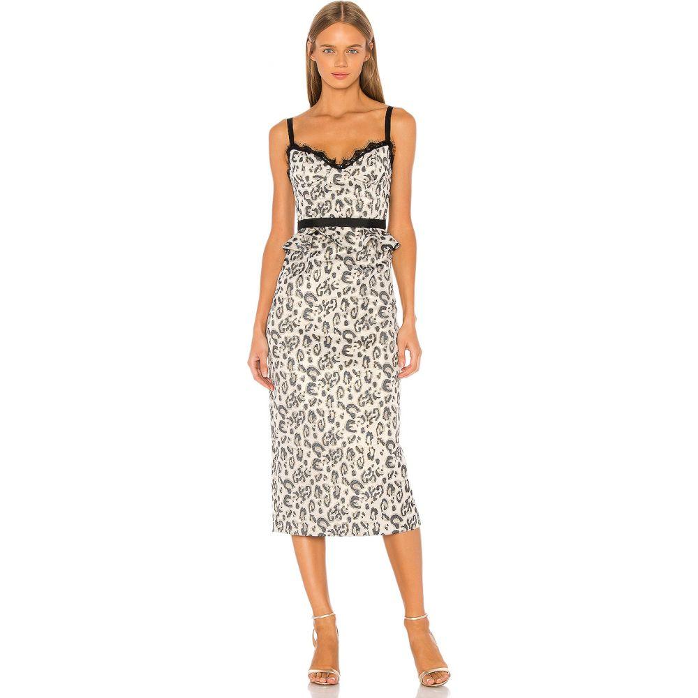 V.チャップマン V. Chapman レディース ワンピース ワンピース・ドレス【Portofino Dress】Leopard