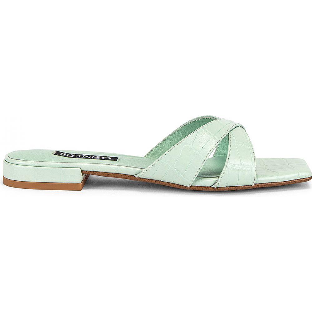 センソ SENSO レディース サンダル・ミュール シューズ・靴【Tiahn I Sandal】Elderflower