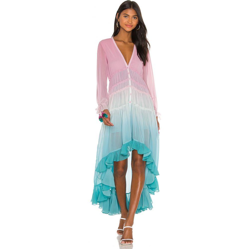 Dress】Pink ワンピース・ドレス【Ciel SAND レディース ワンピース ロココ ROCOCO Blue