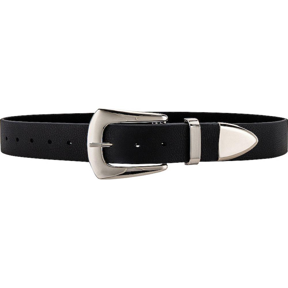 ビーローザベルト B-Low the Belt レディース ベルト 【Jordana Minim Belt】Black/Silver