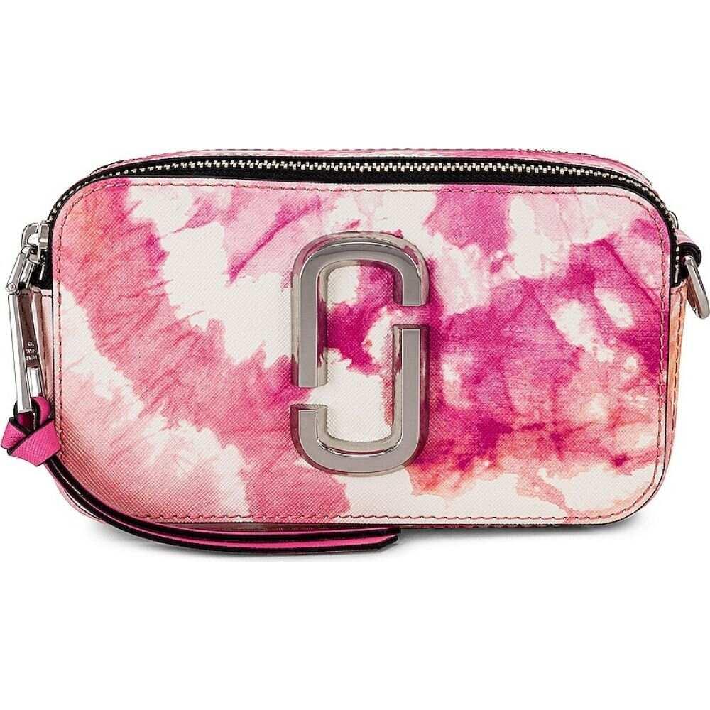 マーク ジェイコブス レディース バッグ その他バッグ Pink Marc Bag Jacobs Multi 2020新作 Snapshot サイズ交換無料 [再販ご予約限定送料無料]