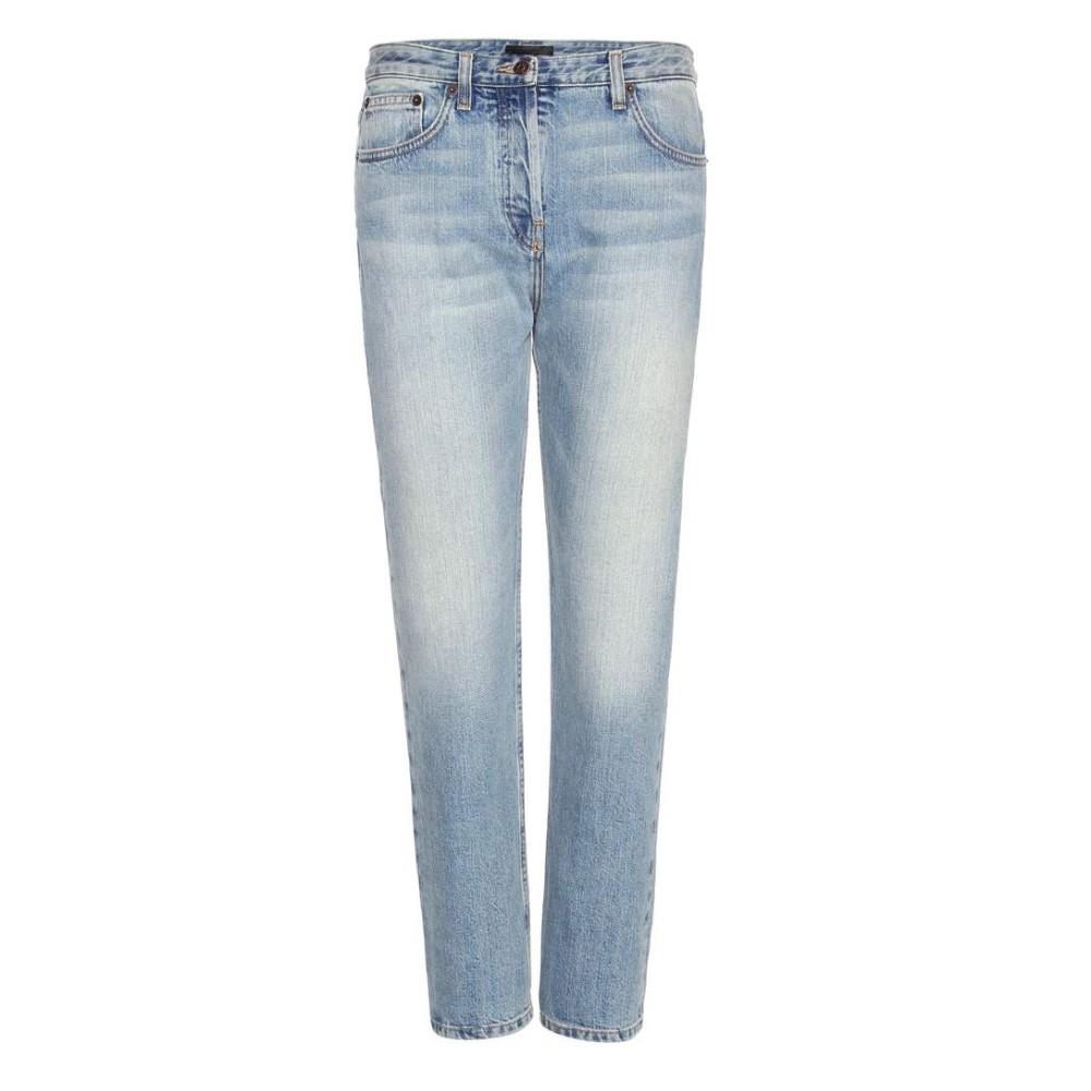 ザ ロウ The Row レディース ボトムス ジーンズ【Ashlands cropped straight jeans】