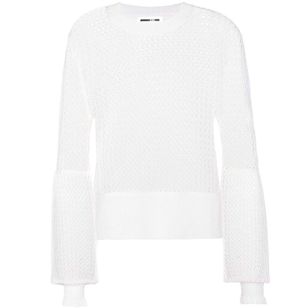 dce56375b8ca アレキサンダー マックイーン McQ Alexander McQueen レディース トップス ニット・セーター【Knitted wool mesh  sweater】