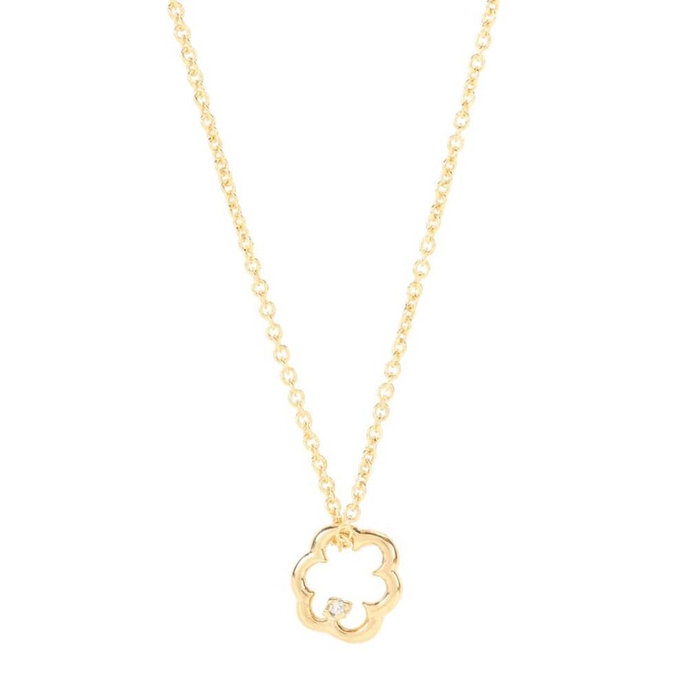 アリータ Aliita レディース アクセサリー ネックレス【9kt gold diamond necklace】