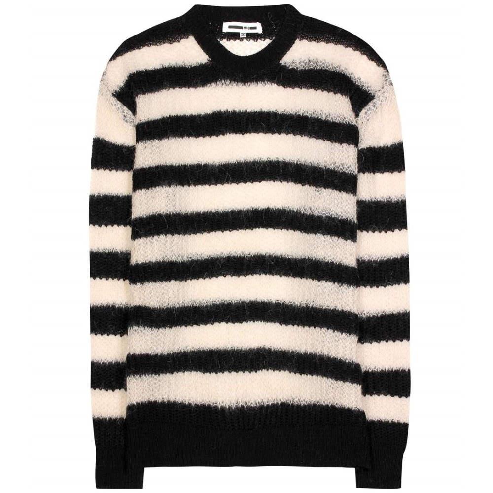 アレキサンダー マックイーン McQ Alexander McQueen レディース トップス ニット・セーター【Wool, mohair and cashmere blend sweater】