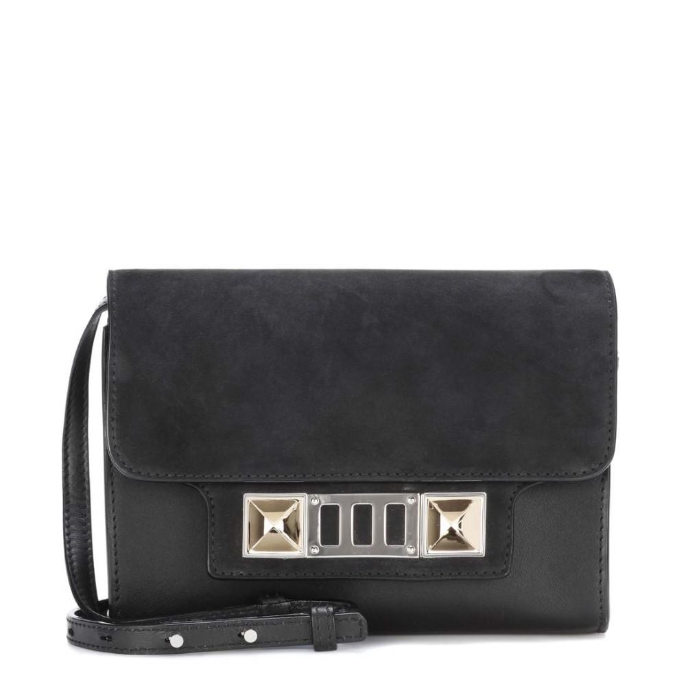 プロエンザ スクーラー Proenza Schouler レディース バッグ ショルダーバッグ【PS11 leather and suede shoulder bag】