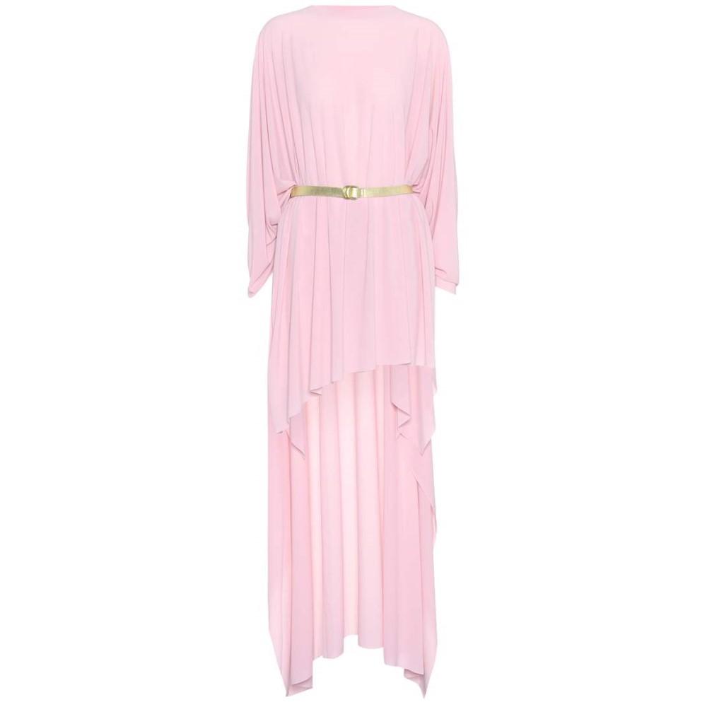 ノーマ カマリ レディース アウター ポンチョ【High-low poncho】Posey Pink