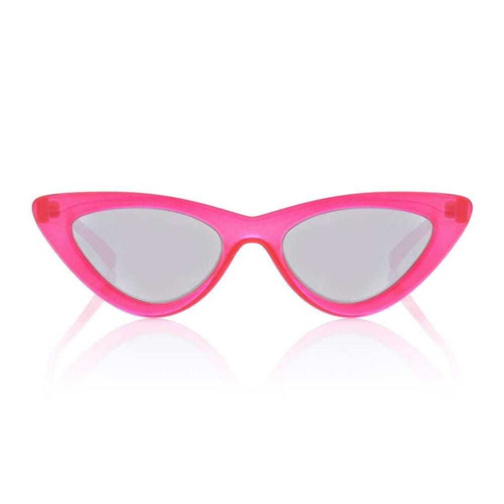 ル スペックス レディース メガネ・サングラス【X Adam Selman The Last Lolita cat-eye sunglasses】
