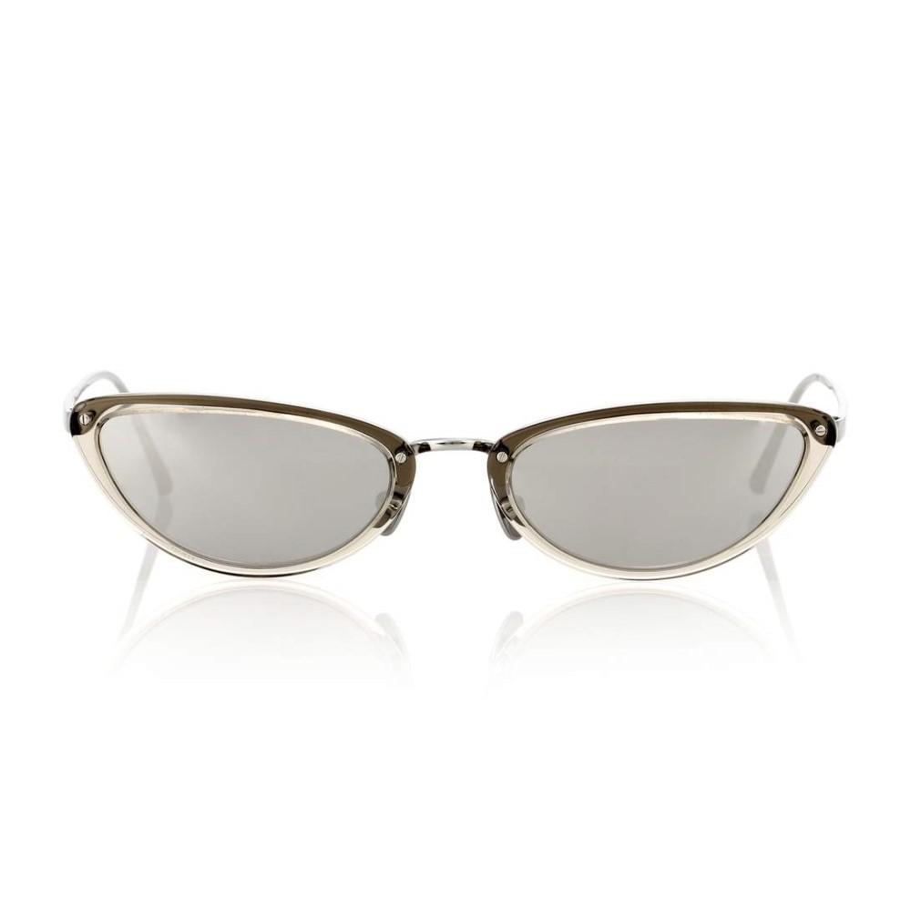 リンダ ファロー レディース メガネ・サングラス【709 C7 cat-eye sunglasses】