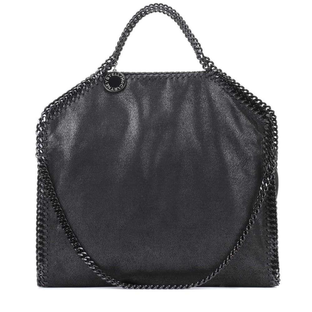ステラ マッカートニー レディース バッグ ショルダーバッグ【Falabella Fold Over shoulder bag】Black