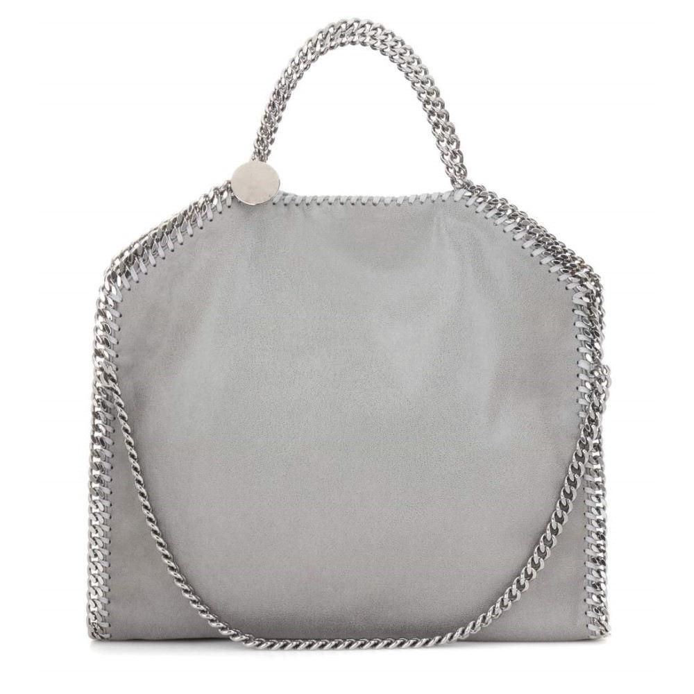 ステラ マッカートニー レディース バッグ ショルダーバッグ【Small Falabella Shaggy Deer shoulder bag】Light Grey