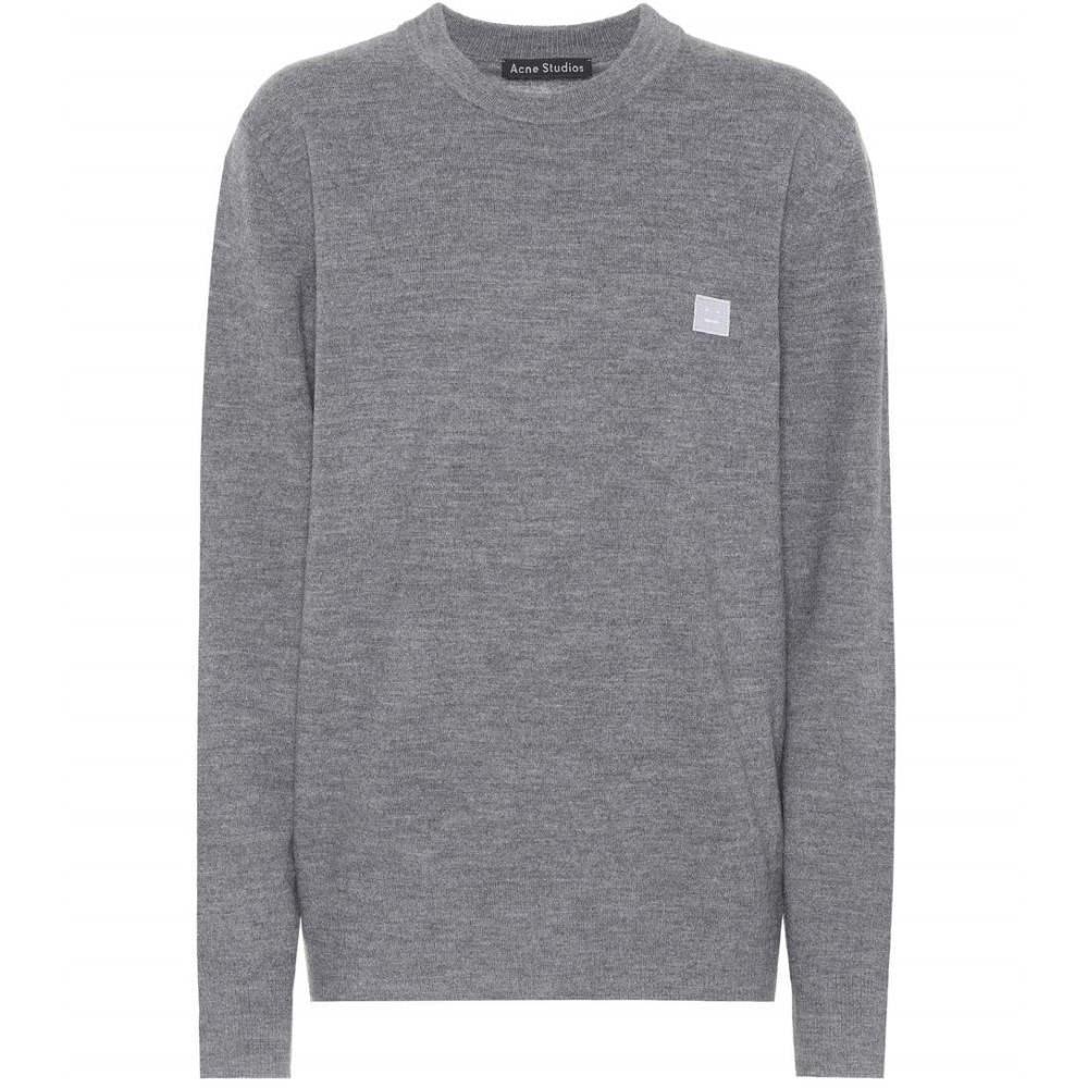 アクネ ストゥディオズ レディース トップス ニット・セーター【Nalon Face wool sweater】