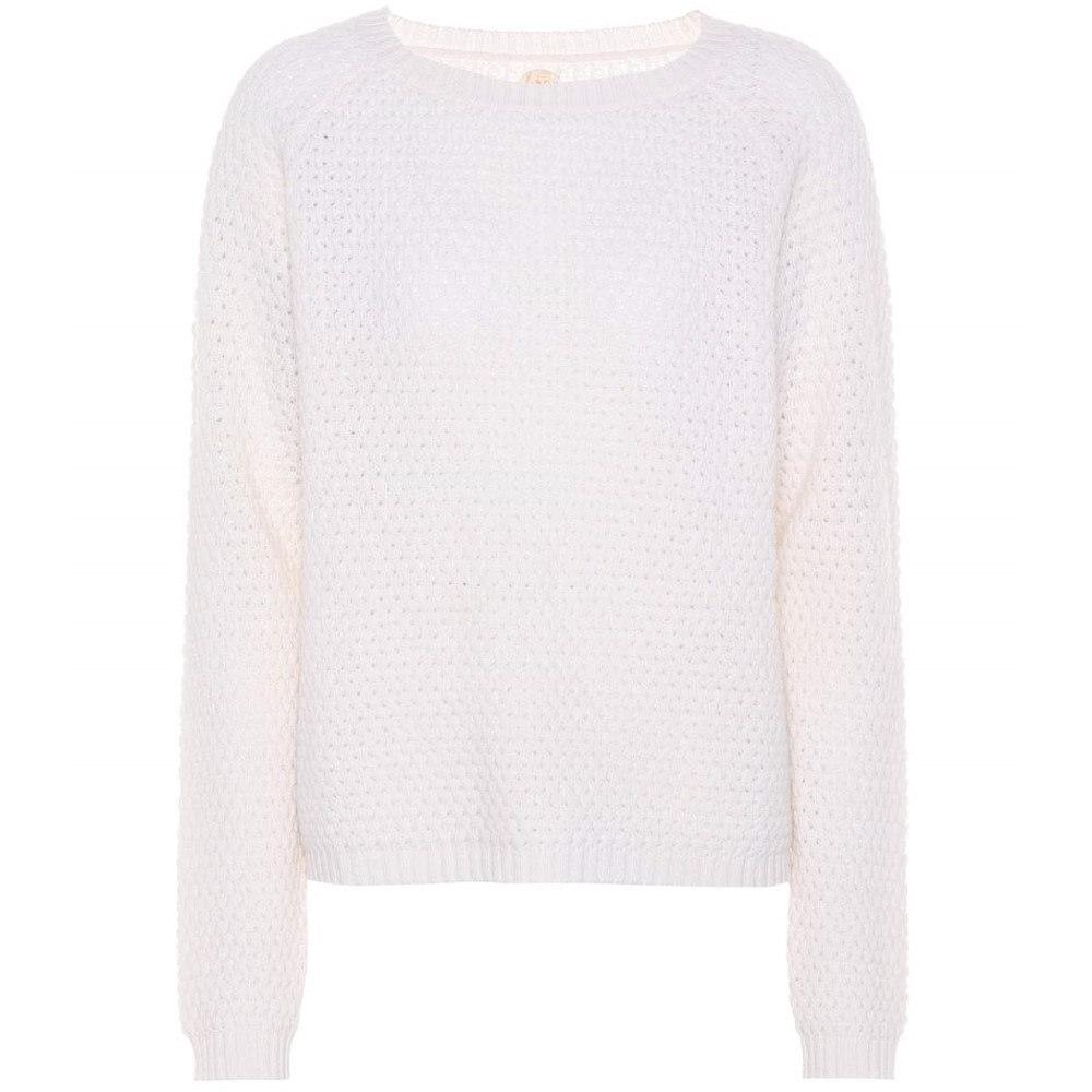 ジャルダンデオランゲール レディース トップス ニット・セーター【Wool and cashmere sweater】