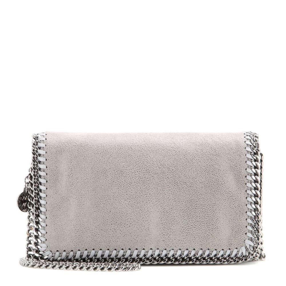 3776ec52e23a ステラ マッカートニー レディース バッグ ショルダーバッグ【Falabella Shaggy Deer shoulder bag】Light Grey