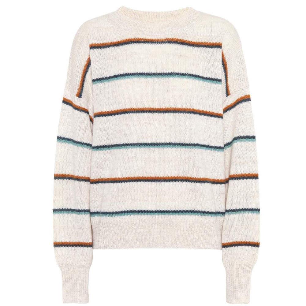 イザベル マラン レディース トップス ニット・セーター【Gatlin alpaca-blend sweater】Ecru