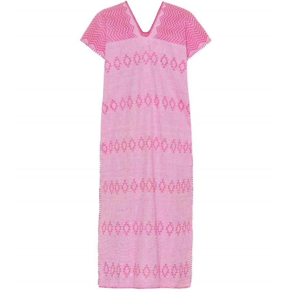 ピッパ ホルト レディース 水着・ビーチウェア ビーチウェア【No. 41 embroidered cotton kaftan】Pink Pink